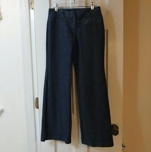 NWOT Express Wide Leg Jeans